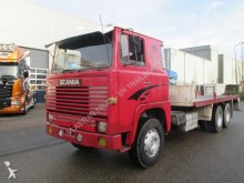 Scania 141 V8 6x2 tractor unit