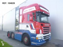 tracteur Scania R480 PUSHER