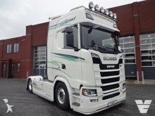 Scania S730 FULL OPTIONS NEW! FULL AIR RETARDER HI BAR tractor unit