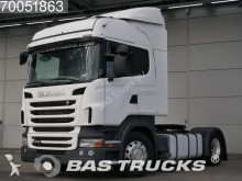Scania R400 4X2 Manual Retarder ADR Euro 5 German-Truck tractor unit