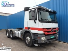 Mercedes Actros 2641 EURO 5, 13 Tons axles, Airco, Hydrau tractor unit