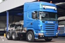 cabeza tractora Scania R 480 / Manuel / 6x4 / Hydaulic / Euo 4