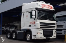 DAF XF 105 - 510 / 551000 km / Super Space Cab / 6x2 tractor unit