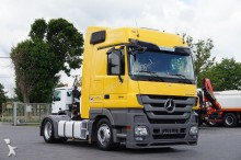 Mercedes ACTROS / 1844 / E 5 / LOW DECK / MEGA / RETARDER tractor unit