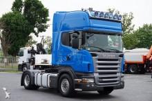 Scania R 480 / EURO 4 / OPTICRUISE / TOPLINE tractor unit
