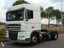 tracteur DAF XF 105.410 ADR /GGVS 6X2 FTP
