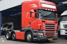 Scania R 440 / Manuel / etade / Euo 5 / Twin steei tractor unit