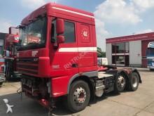 cabeza tractora DAF 105-460 6X2 577391 KM SCHADE CABINE