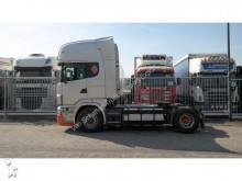 Scania R 380 TOPLINE 3 PEDALS tractor unit