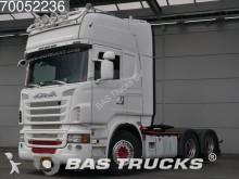 trattore Scania R620 6X2 Retarder V8 Liftachse Euro 5 NL-Truck