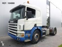 Scania P114.380 tractor unit