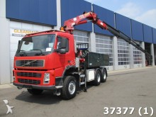 Volvo FM 380 6x6 HMF 22 ton/meter Kran tractor unit