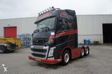 Volvo FH4-460 Globetrotter Euro 6 6x2/4 2015 tractor unit