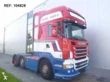 Scania R480 TOPLINE PUSHER tractor unit