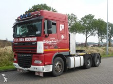 tracteur DAF XF 105.410 6X4 MANUAL INTARDER