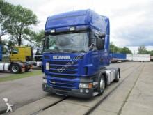 cabeza tractora convoy excepcional Scania