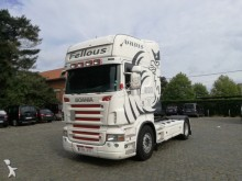 Scania R500 V8 4X2 AUTOMAAT tractor unit