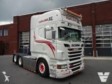 trattore Scania R560 TOPLINE XL LONGLINER FULL AIR RETARDER