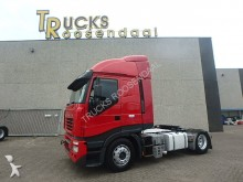 Iveco Stralis 430 + manual engine problem tractor unit