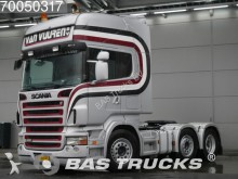 Scania R420 6X2 3-Pedals Lift+Lenkachse Euro 4 NL-Truck tractor unit