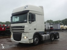 tracteur DAF XF 105.460 SSC FTS 6X2