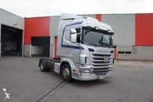 Scania R400 Highline Manual Retarder Engine Damage 2010 tractor unit