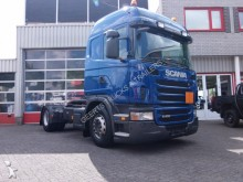 Scania G400 LA4X2MNA ADR ONLY 472.274KM OPTICRUISE /INT tractor unit