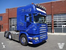 cabeza tractora Scania R500 6x2 Full Air, PTO-Hydraulic