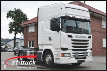 cabeza tractora Scania R 450, Topline, Hydaulik, 2 Keis, etade, 1 Vobesitze