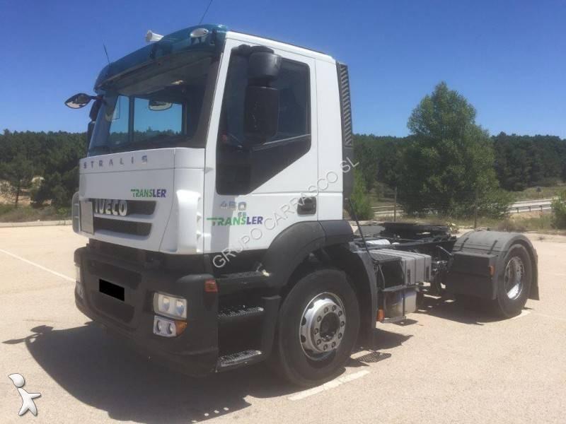 Cap tractor Iveco