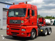 cabeza tractora convoy excepcional MAN