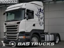 cabeza tractora Scania R450 4X2 Retarder Navi Euro 6 German-Truck