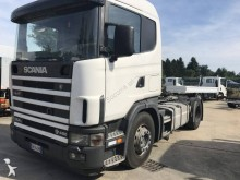 Scania R tractor unit