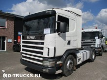Scania R 124 420 manual etade tractor unit