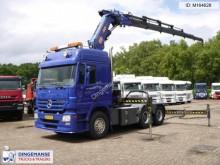 Mercedes Actros 2650 LS V8 6x4 + PM50026P tractor unit