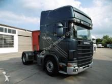 Scania 124 / 420 Topline analoger Tacho Retarder tractor unit