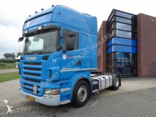 Scania R420 Topline / Opticruise / NL / 2 Tanks tractor unit
