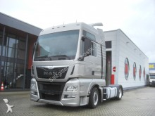 MAN TGX 18.480 XXL / EURO 6 / 2 Tanks tractor unit