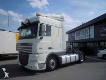 DAF FT XF 105 460 SPACE CAB ATE EEV LOW DECK tractor unit