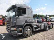 trattore Scania P124/420 6x2 ADR