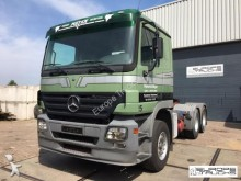 trattore Mercedes Actros 2641 6x4 - Manual - Hydraulics - German t