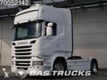 cabeza tractora Scania R520 4X2 V8 Retarder Standklima Euro 6
