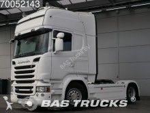 Scania R520 4X2 V8 Retarder Standklima Euro 6 tractor unit