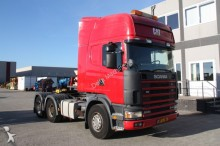 cabeza tractora Scania 164.580