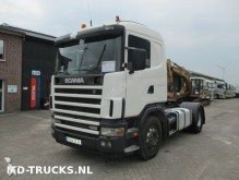 Scania R 124 L 420 Manual HPI tractor unit