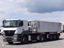 Mercedes AXOR 1840 / MANUAL / NISKI+WYWROTKA KASIER 32M3 tractor unit