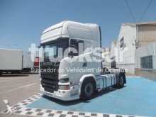 Scania R520 tractor unit