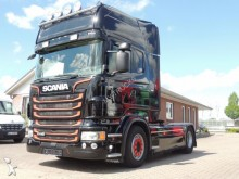 cabeza tractora Scania R440 TOPLINE E6 4X2 LEDER/Leasing