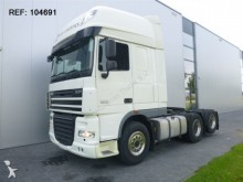 cabeza tractora DAF XF105.460 DOUBLE BOOGIE SSC EURO 5