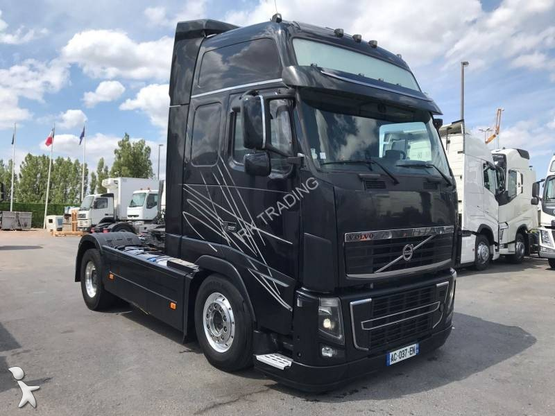 tracteur volvo fh16 31 annonces de tracteur volvo fh16 occasion. Black Bedroom Furniture Sets. Home Design Ideas